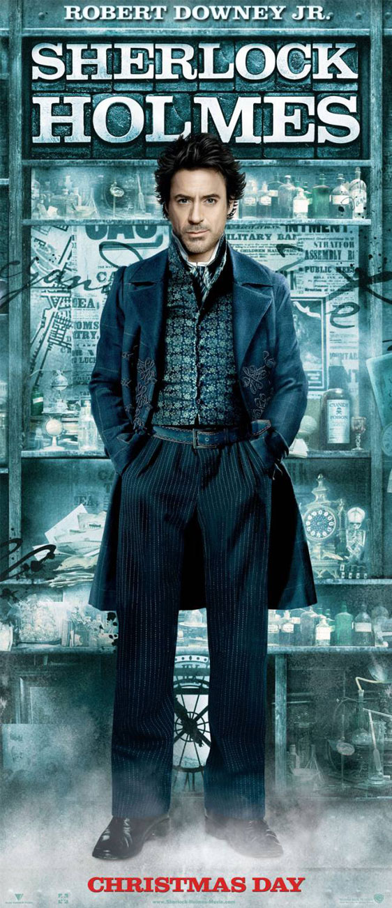 Sherlock Holmes Poster #14