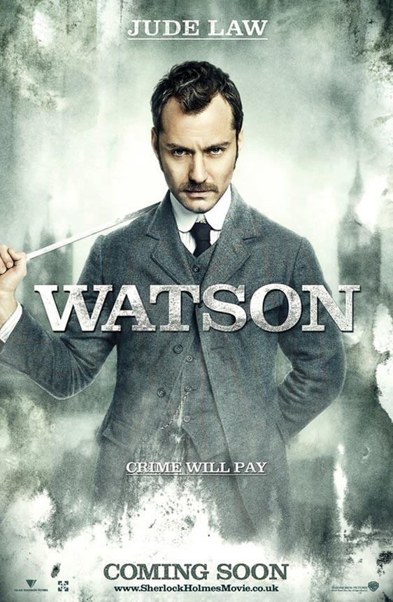 Sherlock Holmes Poster #2