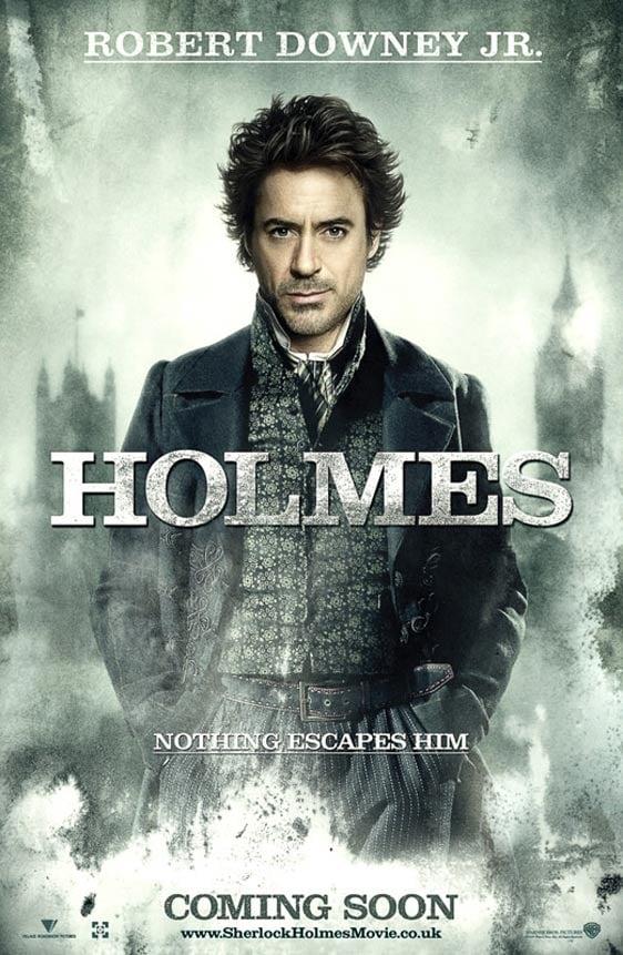 Sherlock Holmes Poster #3