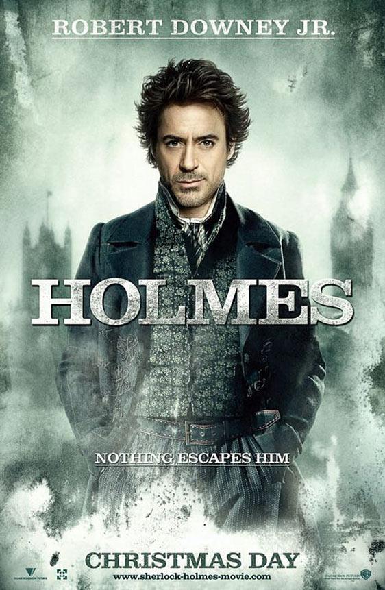 Sherlock Holmes Poster #4