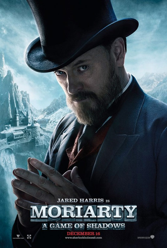 Sherlock Holmes: A Game of Shadows Poster #5