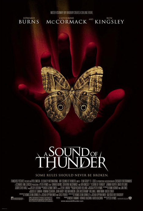 A Sound of Thunder Poster #1
