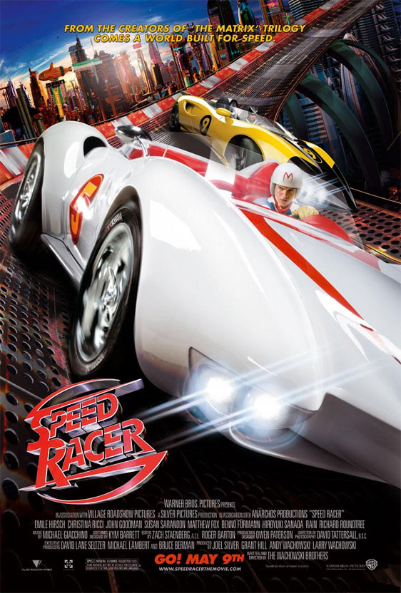 Speed Racer Poster #2