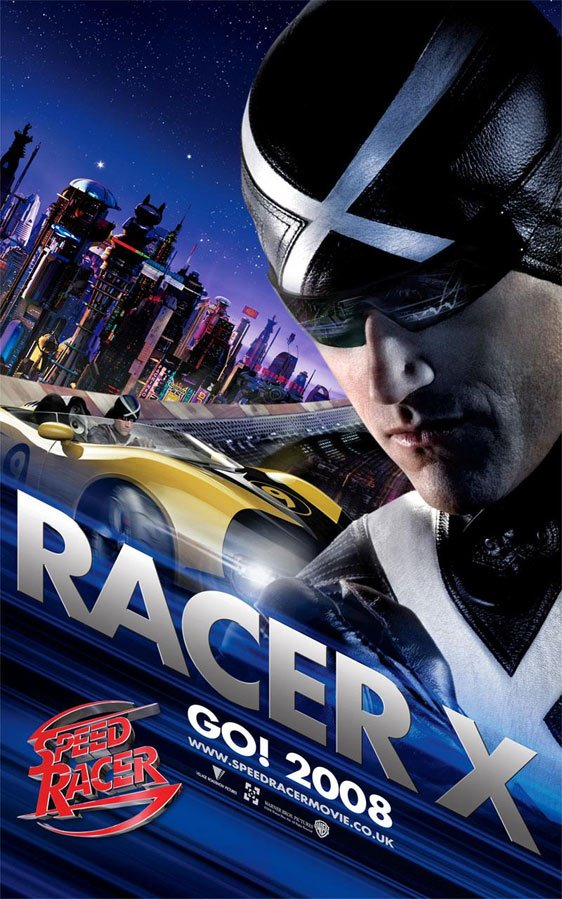 Speed Racer Poster #3
