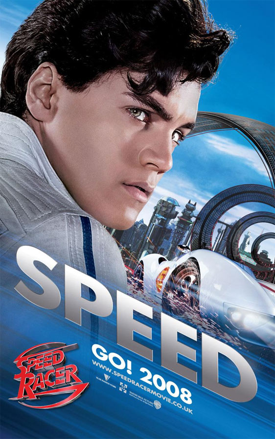 Speed Racer Poster #4