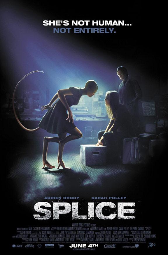 Splice Poster #3
