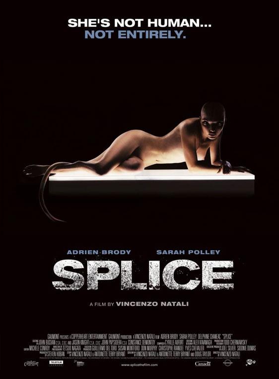 Splice Poster #6