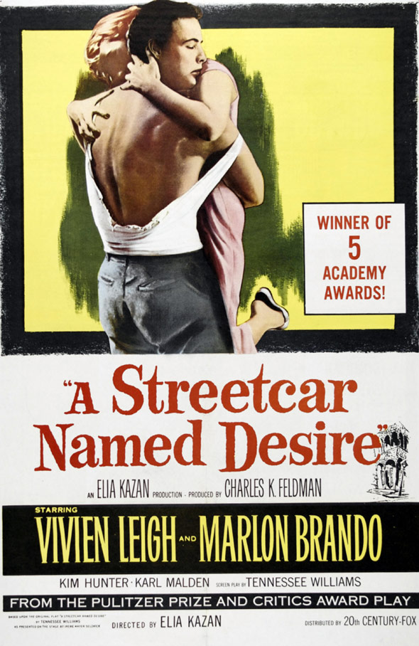 A Streetcar Named Desire Poster #1