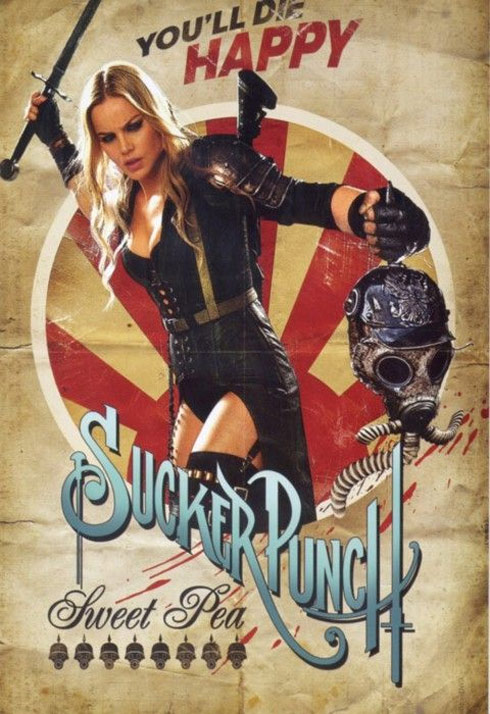Sucker Punch Poster #28