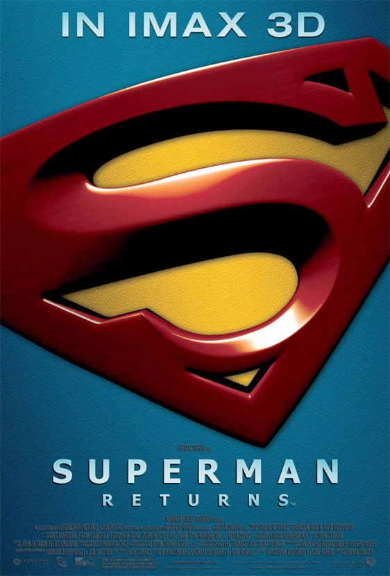Superman Returns Poster #5