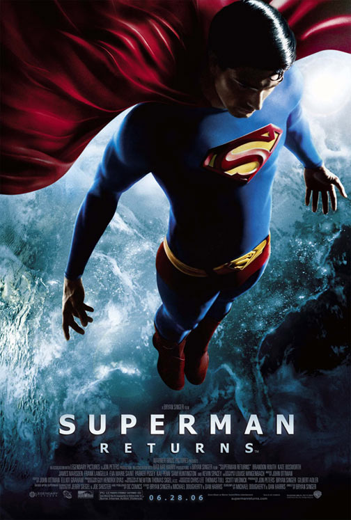 Superman Returns Poster #1