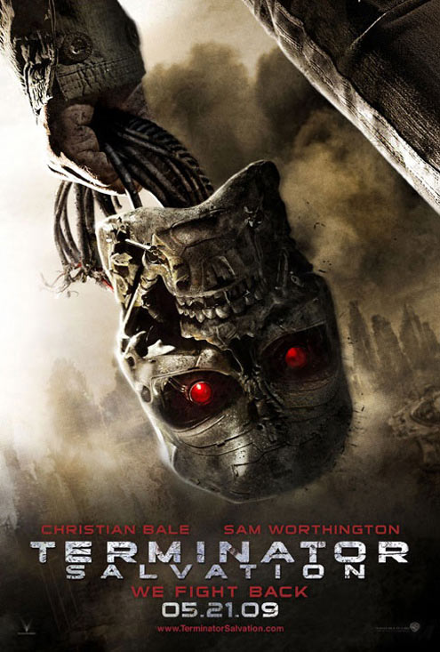 Terminator Salvation Poster #6