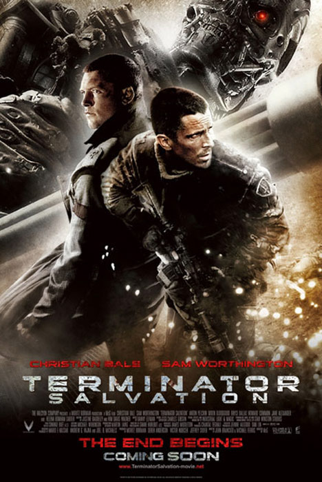 Terminator Salvation Poster #8
