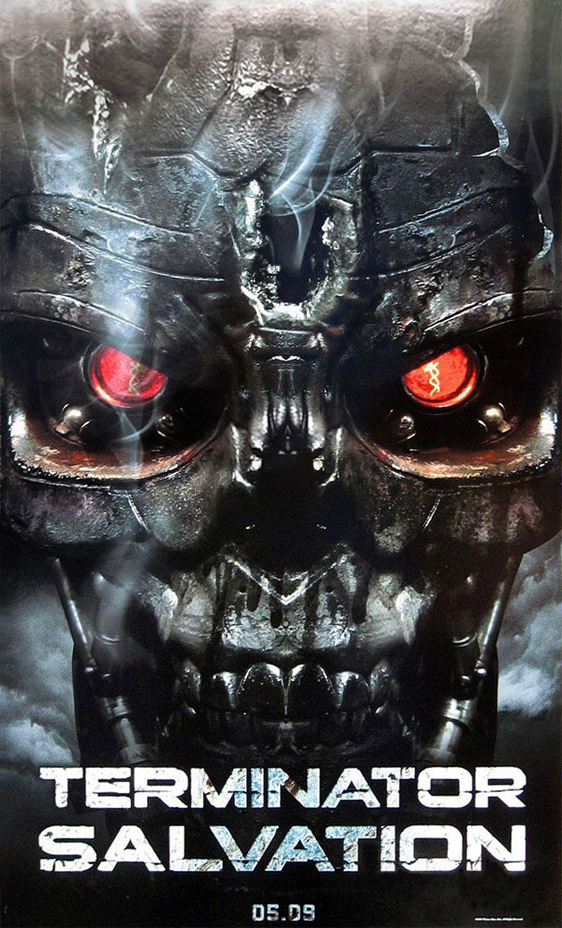 Terminator Salvation Poster #1