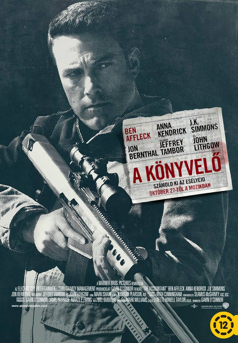 The Accountant (2016) ...