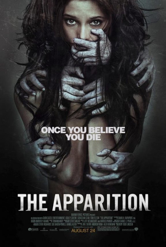 The Apparition Poster #1
