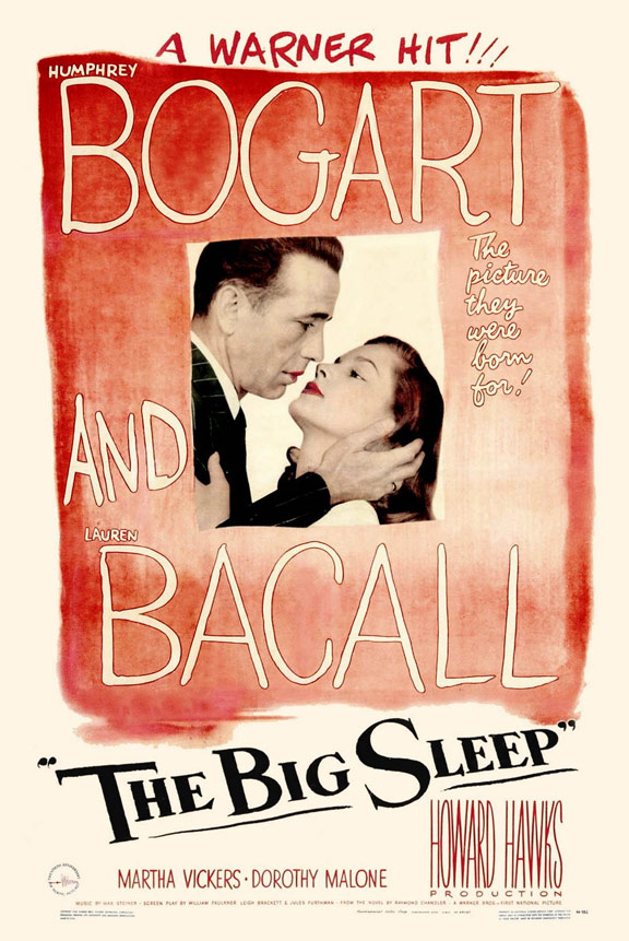 The Big Sleep Poster #1