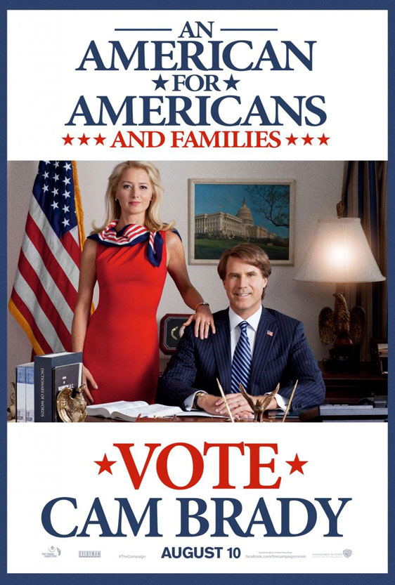 The Campaign Poster #8