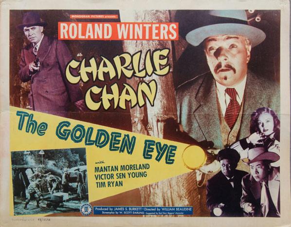 The Golden Eye Poster #1