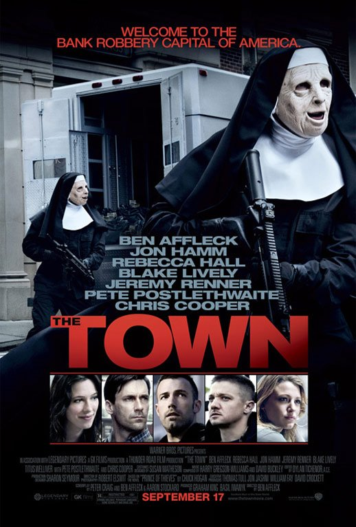 The Town Poster #2