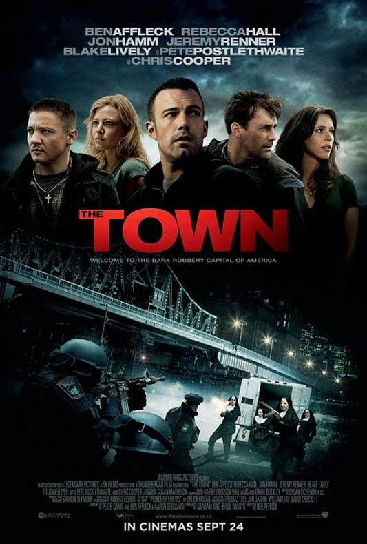 The Town Poster #3