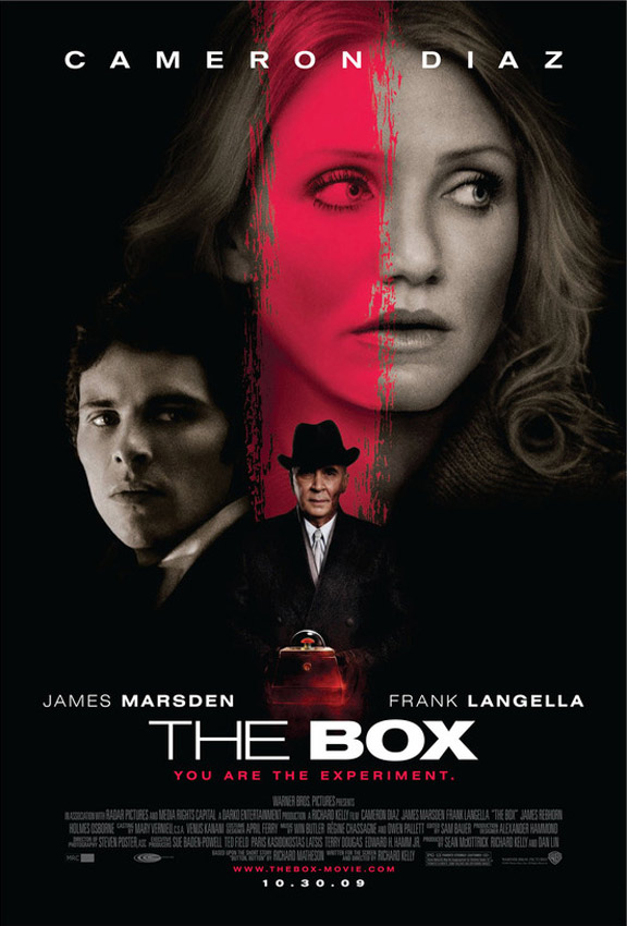 The Box Poster #2