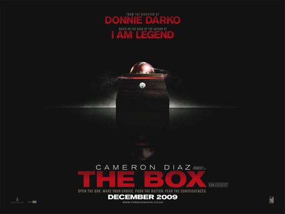 The Box Poster #4