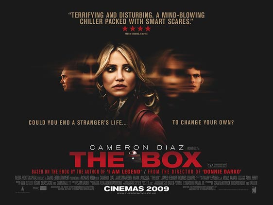 The Box Poster #5