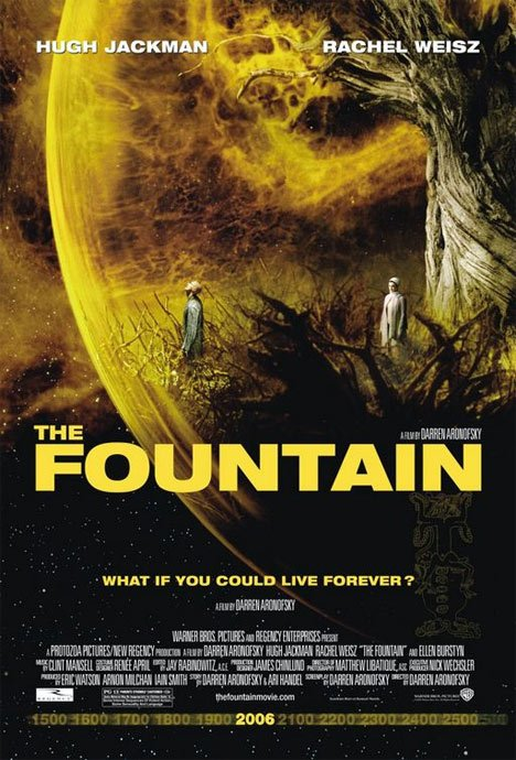 The Fountain Poster #1