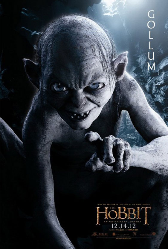 The Hobbit: An Unexpected Journey Poster #11