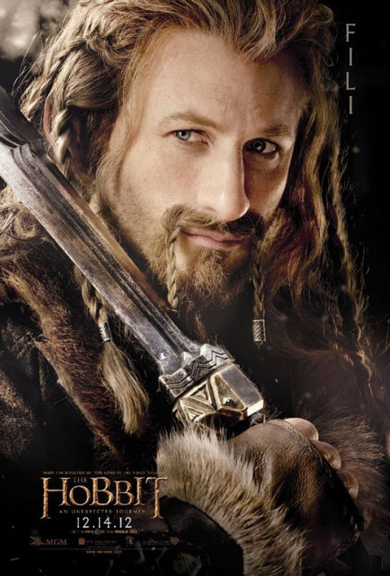 The Hobbit: An Unexpected Journey Poster #16