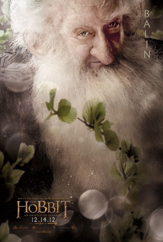 The Hobbit: An Unexpected Journey Poster #17