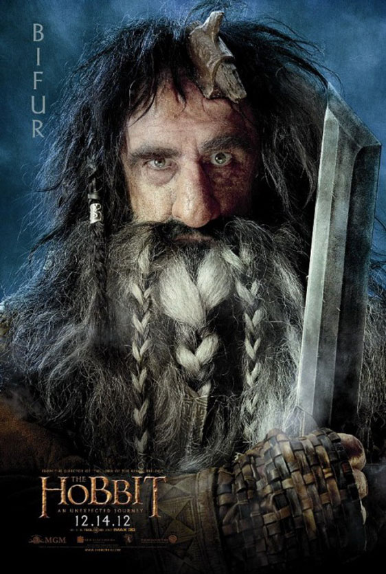 The Hobbit: An Unexpected Journey Poster #18