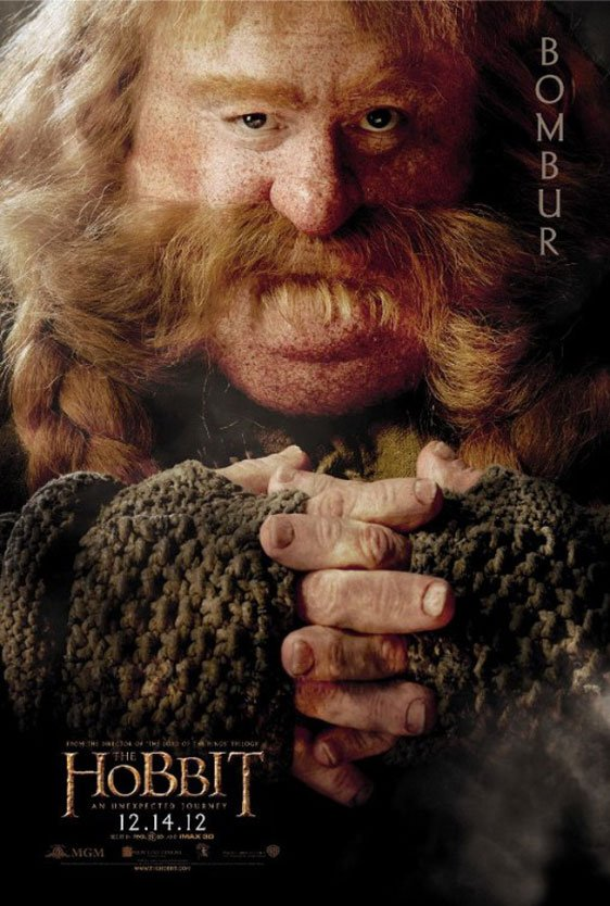 The Hobbit: An Unexpected Journey Poster #20