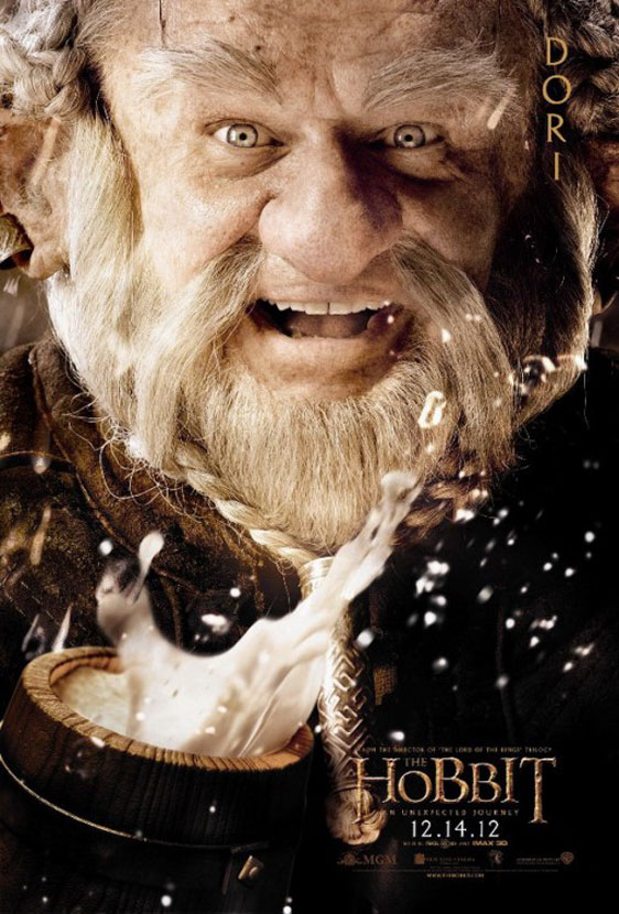 The Hobbit: An Unexpected Journey Poster #21