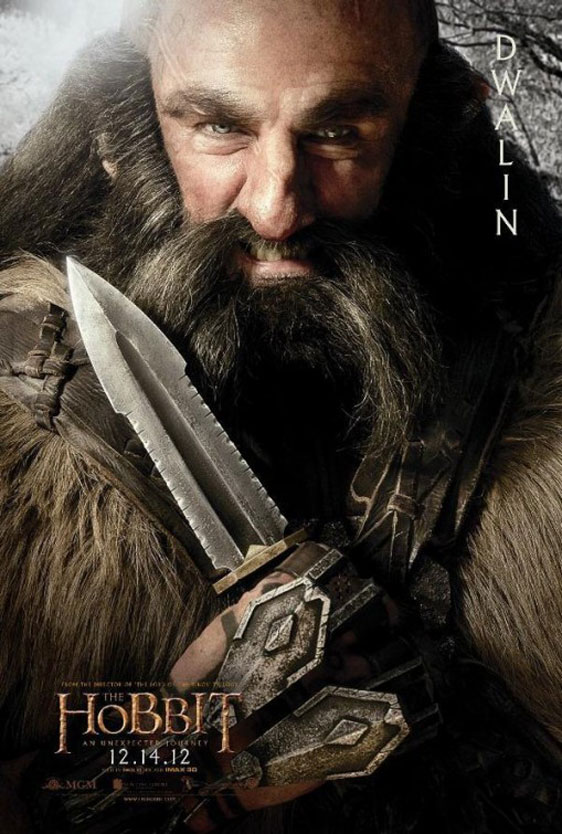 The Hobbit: An Unexpected Journey Poster #22