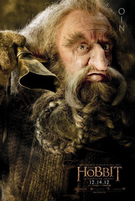 The Hobbit: An Unexpected Journey Poster #24