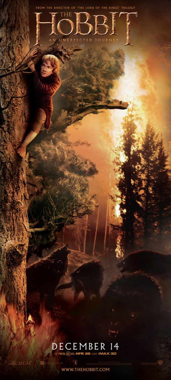 The Hobbit: An Unexpected Journey Poster #26