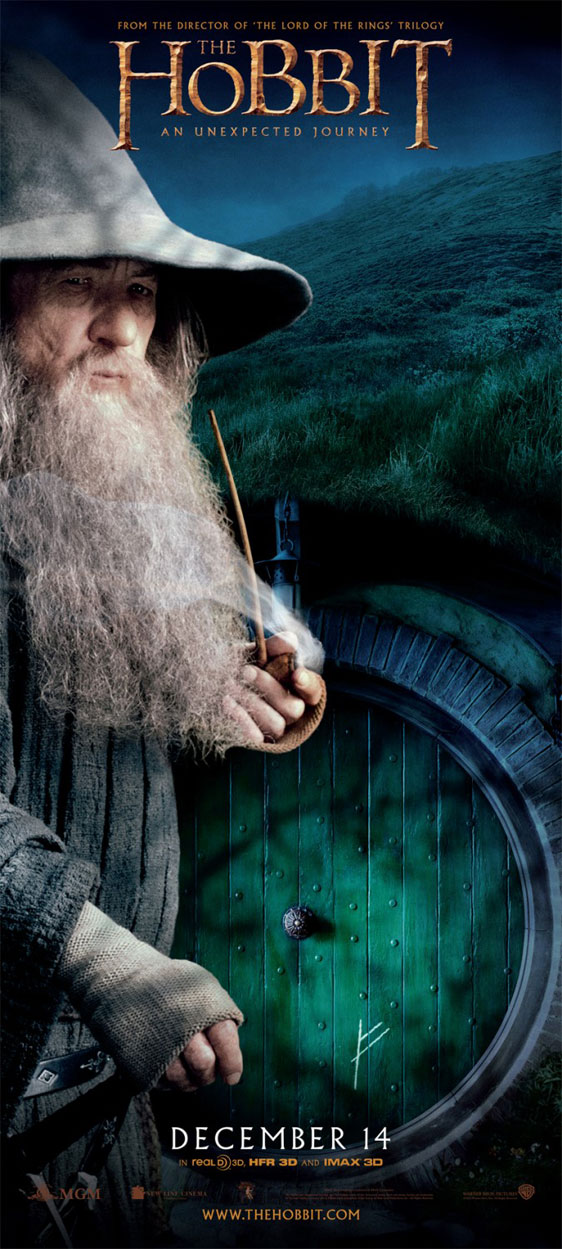 The Hobbit: An Unexpected Journey Poster #29