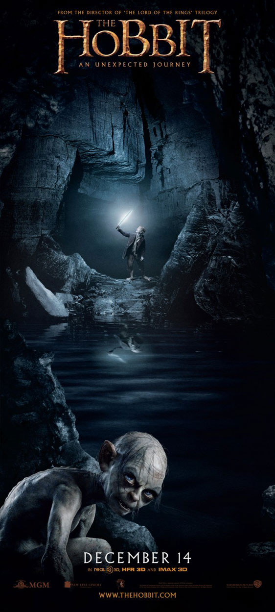 The Hobbit: An Unexpected Journey Poster #30