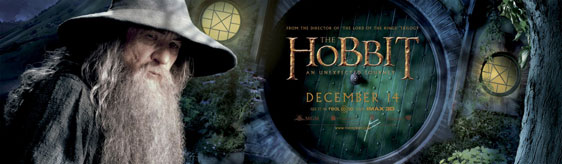 The Hobbit: An Unexpected Journey Poster #6