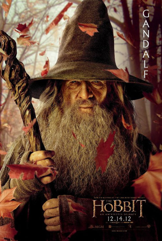 The Hobbit: An Unexpected Journey Poster #9