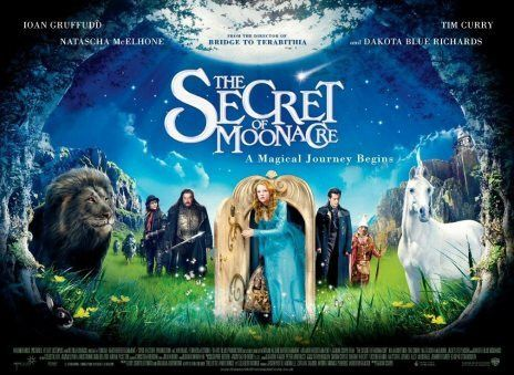 The Secret of Moonacre Poster #2