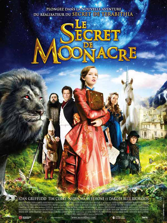 The Secret of Moonacre Poster #3