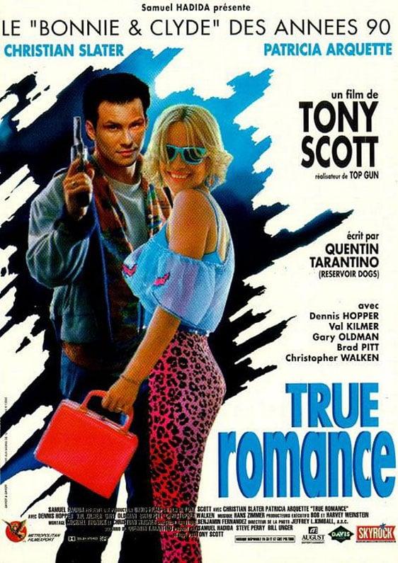 True Romance Poster #2