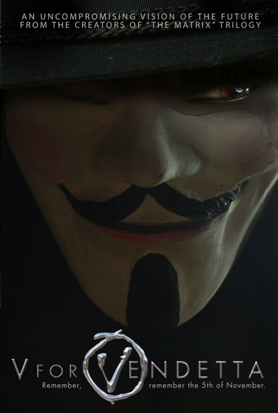 V for Vendetta Poster #6