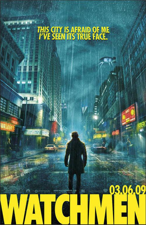 Watchmen Poster #11