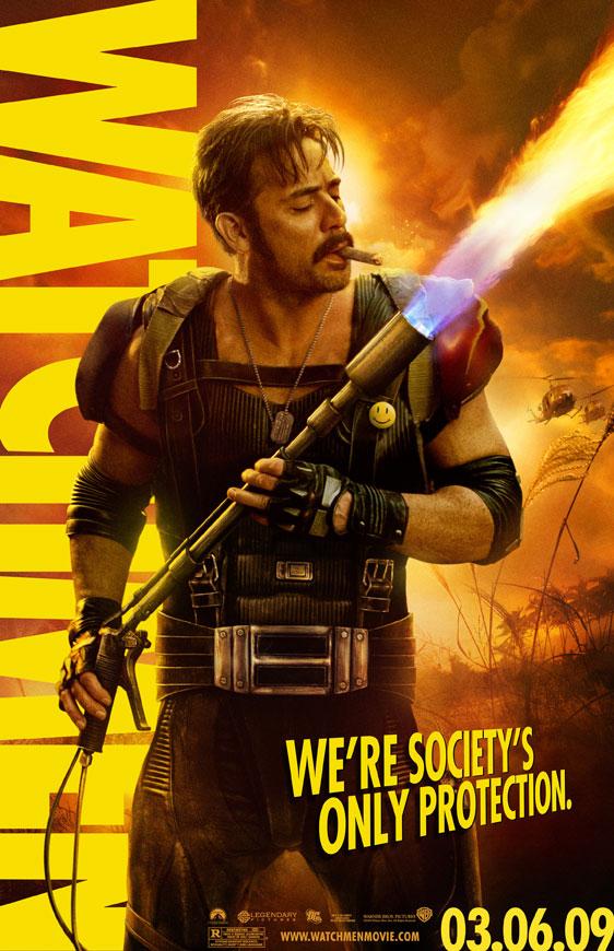Watchmen Poster #12