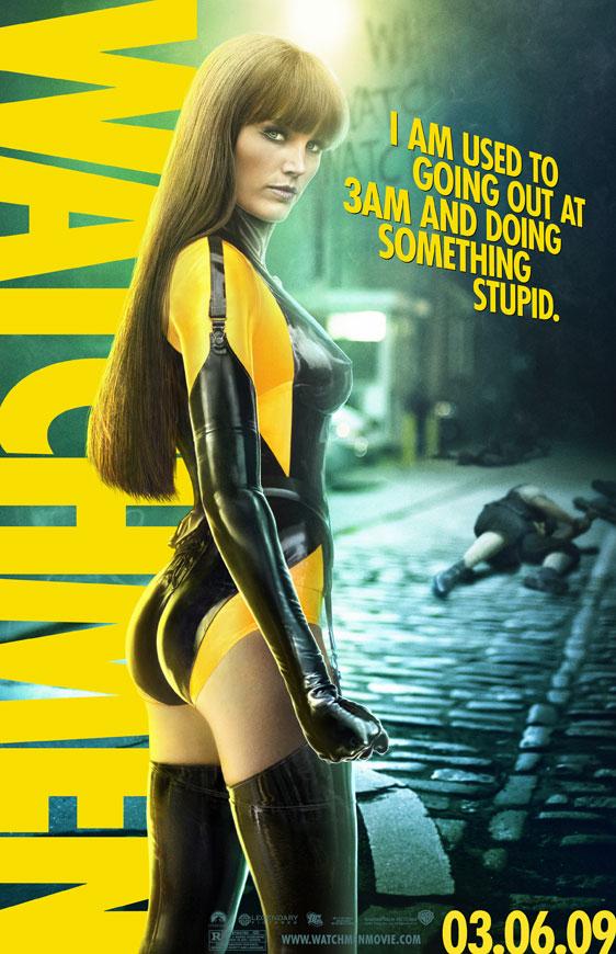Watchmen Poster #16