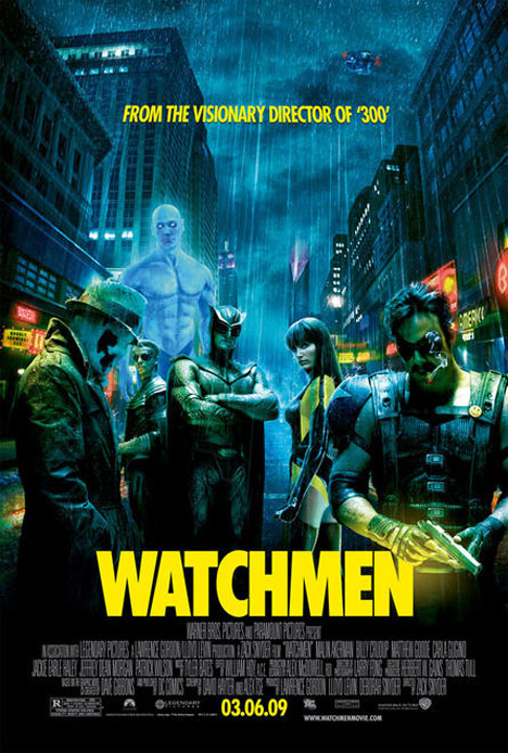 Watchmen Poster #20
